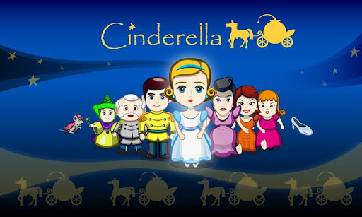 Cinderella 3D Popup Fairy Tale – Learning through Fun