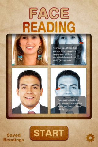 Face Reading Booth – Unveil Your Future from Your Face