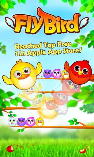 Fly Bird Free App – Bird Game for the Android