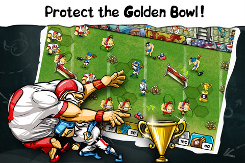 Goal Defense – Rack Your Brain to Defend the Trophy