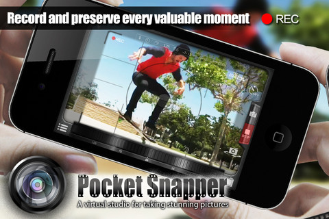 Pocket Snapper-iModel and Virtual Studio | Home Made Studio