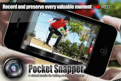 Pocket Snapper-iModel and Virtual Studio | Home Made Studio