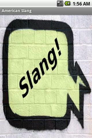 American Slang – App to Learn American Slang