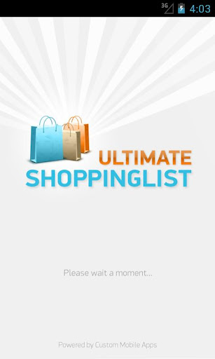 Shopping Minus Hassles with Ultimate Shopping List App