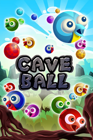 Caveball – Shooting in the Ancient Times