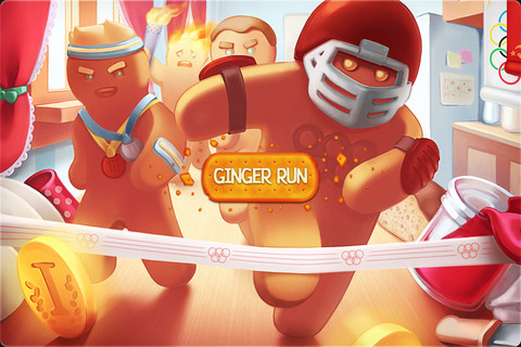 Ginger Run – Must Have App for Entertainment