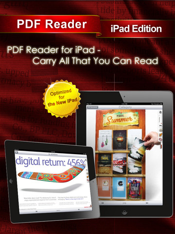 PDF Reader – iPad Edition | The Ideal Docs Book