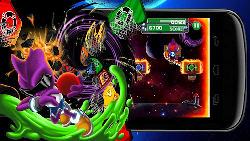 Space Ball – An Exhilarating Basketball Game