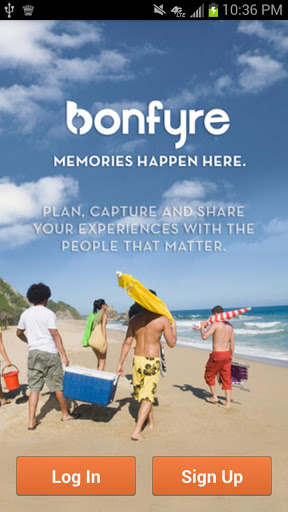 Bonfyre-Photo Sharing : Private Social Network Made Easy