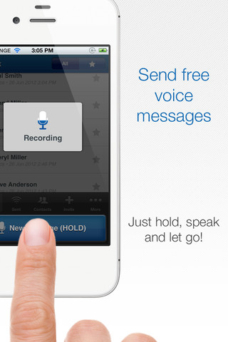 WaveDeck Voice Messenger PTT: New Way of Message Passing