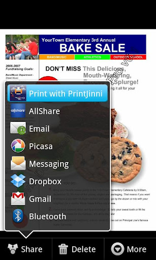 PrintJinni – Print From Your Phone on the Go!