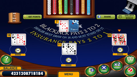 Black Jack 21 + Casino: A Game To Keep You Engaged