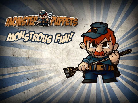 Monster of Puppets – A Fun Game With Lots Of Twists