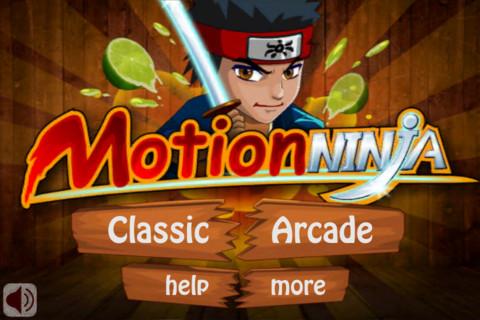 Motion Ninja! : Perfect Way to Test Your Ninja Skills