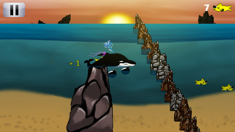 Beach Whale – A Thrilling Aquatic Action Game