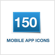 150 Tab Icons for App Developers