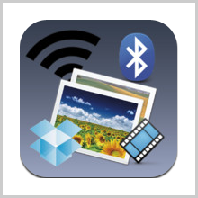 Easy Media Transfer : Useful App for Wireless Transfer