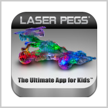 Laser Pegs : Explore Creative Side of Kids