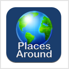 Places Around : Never Get Lost Anywhere