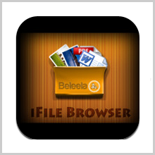iFile Browser by Beleela – A Review