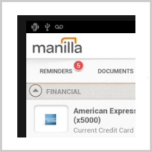 Manilla : All your bills under one head