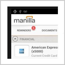 Manilla : All your bills under one head