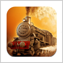 Rails for iPad : The Ultimate Gaming Sensation