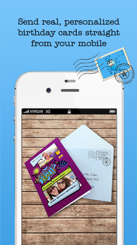 Birthday Cards By Cleverbug Making Birthdays Special Apps400