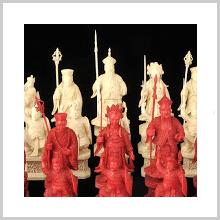 ChessSetArt : Fascinating History of Vintage Chess Sets