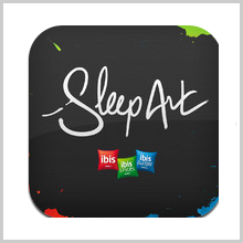 IBIS SLEEP ART – PAINT YOURSELF WHILE SLEEPING