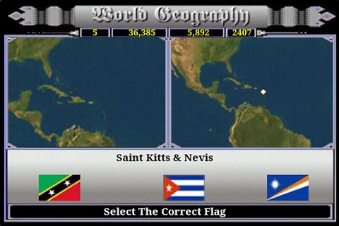 World Geography : Tickle your geography knowledge | Apps400