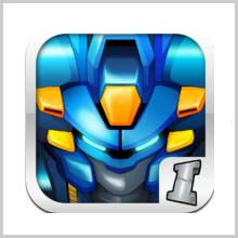 Iron Run : Fighting a Humanoid Robot