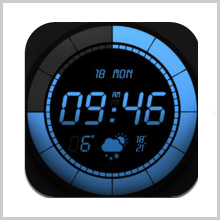 Wave Alarm – Motion Control Alarm Clock : Time to Wake UP !