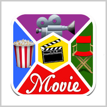 Cool Movie Quiz : Exciting Movie Puzzle Game