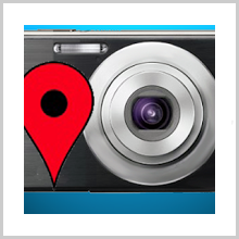 GPS MAP CAMERA (GOOGLE MAP) :LOCATE YOURSELF IN YOUR PICTURES