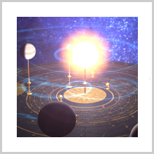 ORRERY :CARRY SOLAR SYSTEM IN YOUR POCKET