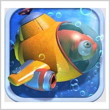 AQUATOR – A HERO EMERGES FROM THE SEA