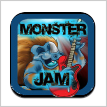 MONSTER JAM – THE BATTLE OF MUSICAL HEAVY WEIGHTS