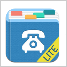 One-Tap Contacts Lite- Contacts management made smart and easy