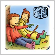 Hanna & Henri : Fun Game for Kids