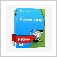 iSKYSOFT iPHONE DATA RECOVERY :NO RECYCLE BIN IS OUT OF REACH