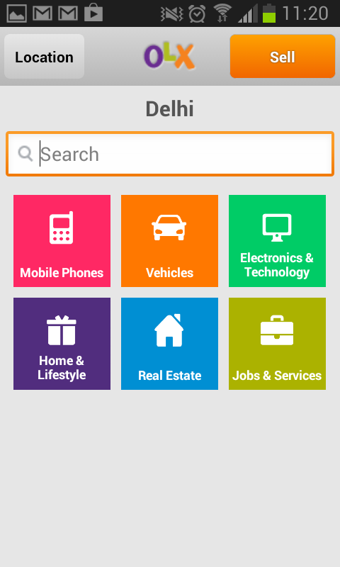 Share and Sell through OLX Mobile App | Apps400