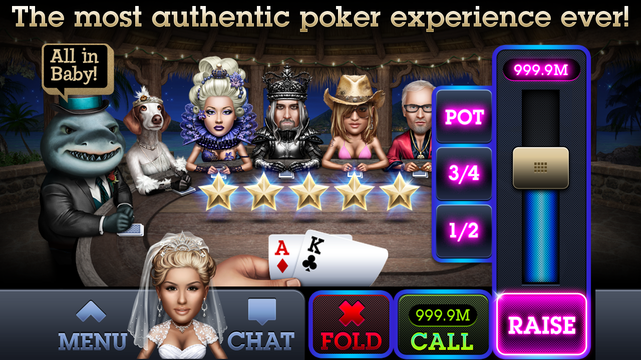 best android multiplayer poker game
