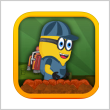 MINION RUNNER – RUN FAST OR DIE TRYIN'
