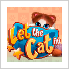 LET THE CAT IN – LET YOUR BRAIN DO THE TALKING