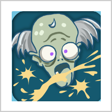WHACK THE ZOMBIES – KILL THE BADDIES, SAVE THE REST