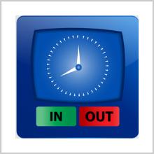 WORK TIME CLOCK – A SMART BUSINESS STOP-WATCH