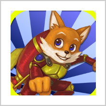 FOX TALES: ROCKET RUN – ARE YOU CLEVER ENOUGH?