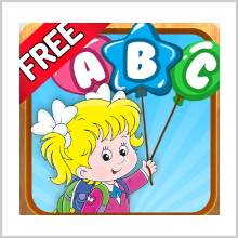 ABC LEARNING GAMES FOR KIDS – LEARNING IS FUN!