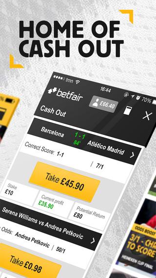 Betfair App For Ipad